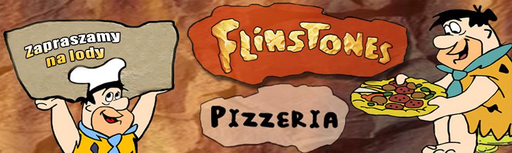 pizzeria zawadzkie flinstones